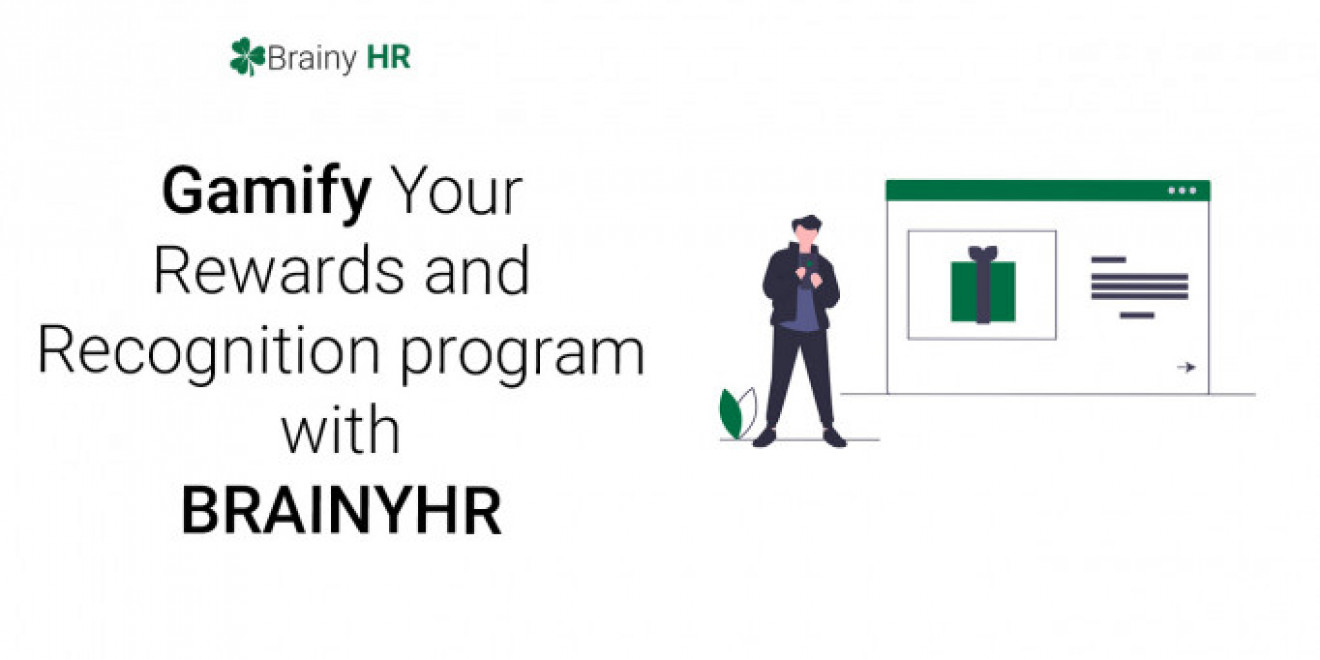 Gamify Your Rewards and Recognition program with BrainyHR