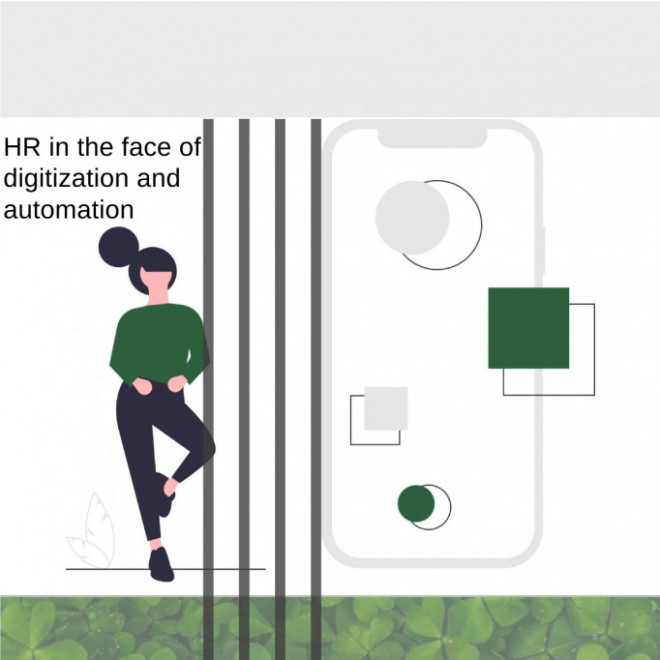 HR in the face of digitization and automation