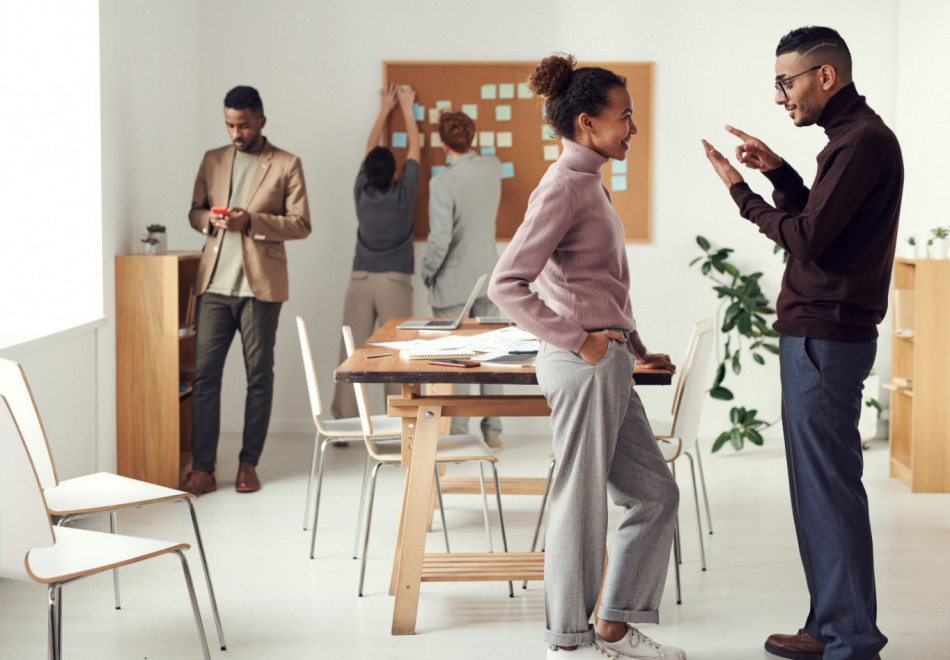 Cultural change:  effective steps to change corporate culture