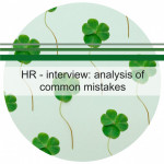 HR-interview: analysis of common mistakes