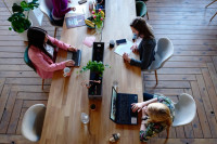Hybrid work triggers productivity and willingness to cooperate