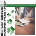 Book review - performance management by Linda Ashdown
