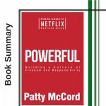 "Patty McCord ""Powerful"" - book summary"