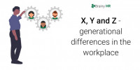 X, Y and Z - generational differences in the workplace